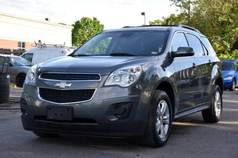 2013 Chevrolet Equinox for sale at Wheel Deal Auto Sales LLC in Norfolk VA