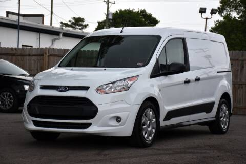 2018 Ford Transit Connect Cargo for sale at Wheel Deal Auto Sales LLC in Norfolk VA