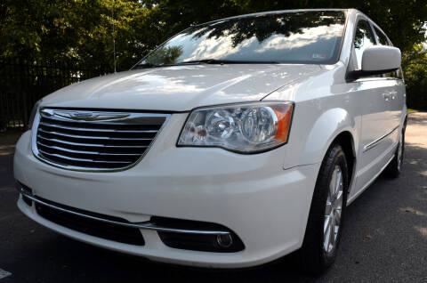 2013 Chrysler Town and Country for sale at Wheel Deal Auto Sales LLC in Norfolk VA