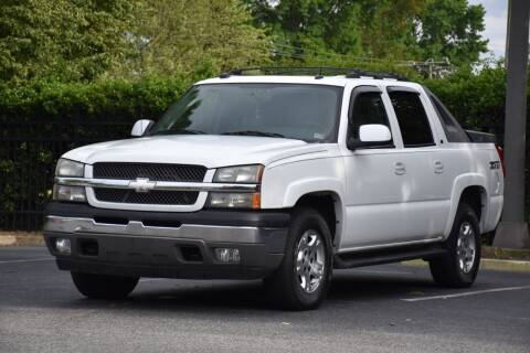 2005 Chevrolet Avalanche for sale at Wheel Deal Auto Sales LLC in Norfolk VA