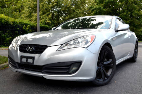 2012 Hyundai Genesis Coupe for sale at Wheel Deal Auto Sales LLC in Norfolk VA