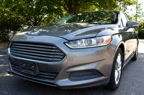 2013 Ford Fusion for sale at Wheel Deal Auto Sales LLC in Norfolk VA