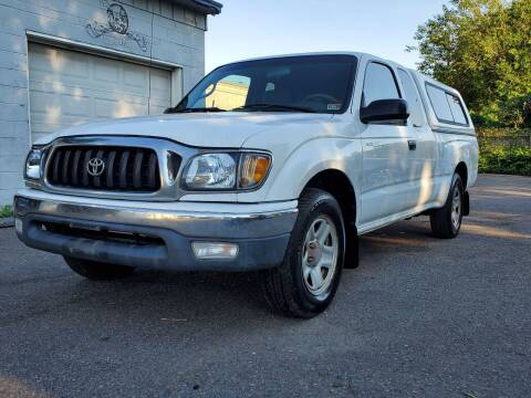 2003 Toyota Tacoma for sale at Wheel Deal Auto Sales LLC in Norfolk VA