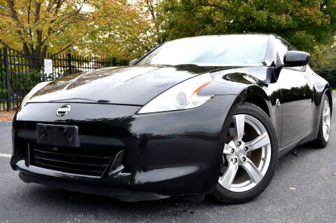 2011 Nissan 370Z for sale at Wheel Deal Auto Sales LLC in Norfolk VA