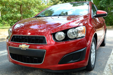 2015 Chevrolet Sonic for sale at Wheel Deal Auto Sales LLC in Norfolk VA
