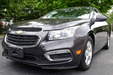 2016 Chevrolet Cruze Limited for sale at Wheel Deal Auto Sales LLC in Norfolk VA