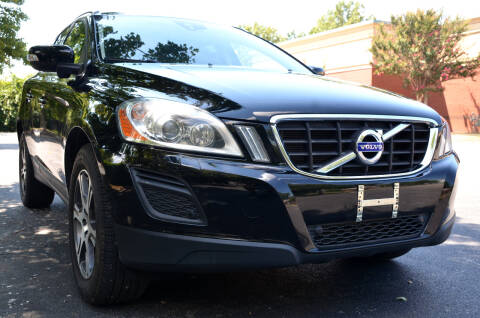 2013 Volvo XC60 for sale at Wheel Deal Auto Sales LLC in Norfolk VA