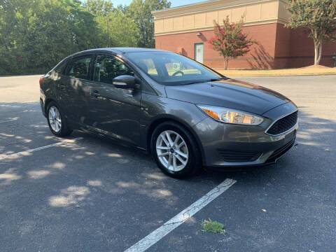 2015 Ford Focus for sale at Wheel Deal Auto Sales LLC in Norfolk VA