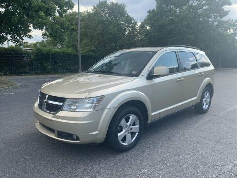 2010 Dodge Journey for sale at Wheel Deal Auto Sales LLC in Norfolk VA