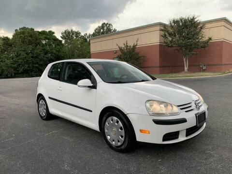 2009 Volkswagen Rabbit for sale at Wheel Deal Auto Sales LLC in Norfolk VA