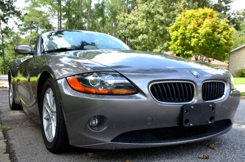 2004 BMW Z4 for sale at Wheel Deal Auto Sales LLC in Norfolk VA