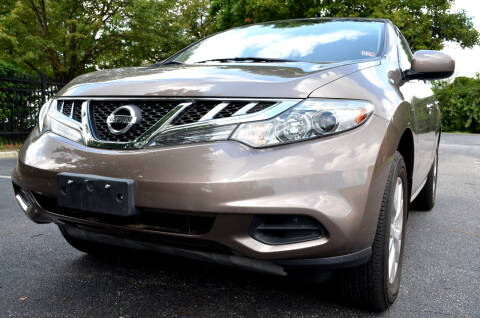 2012 Nissan Murano for sale at Wheel Deal Auto Sales LLC in Norfolk VA