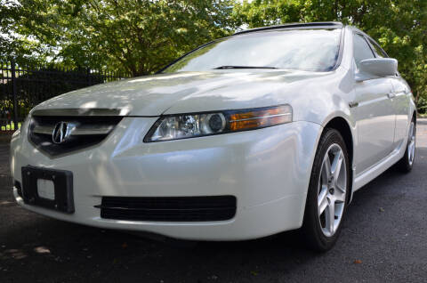 2004 Acura TL for sale at Wheel Deal Auto Sales LLC in Norfolk VA