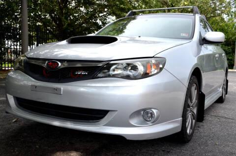 2009 Subaru Impreza for sale at Wheel Deal Auto Sales LLC in Norfolk VA