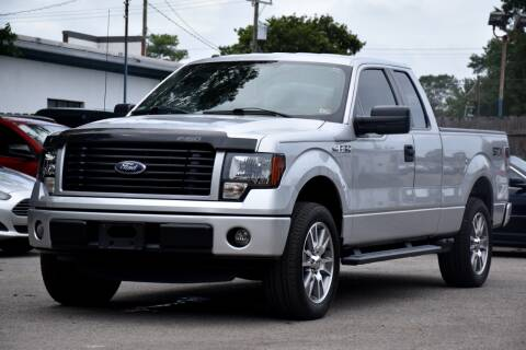 2014 Ford F-150 for sale at Wheel Deal Auto Sales LLC in Norfolk VA