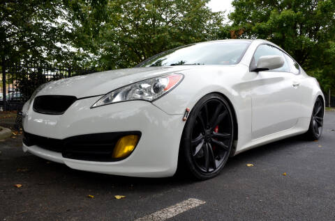 2011 Hyundai Genesis Coupe for sale at Wheel Deal Auto Sales LLC in Norfolk VA