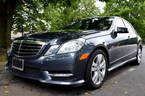 2012 Mercedes-Benz E-Class for sale at Wheel Deal Auto Sales LLC in Norfolk VA