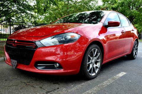 2013 Dodge Dart for sale at Wheel Deal Auto Sales LLC in Norfolk VA