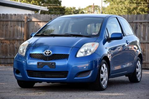 2009 Toyota Yaris for sale at Wheel Deal Auto Sales LLC in Norfolk VA