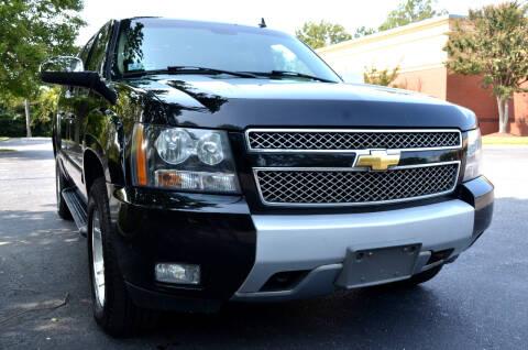 2008 Chevrolet Suburban for sale at Wheel Deal Auto Sales LLC in Norfolk VA