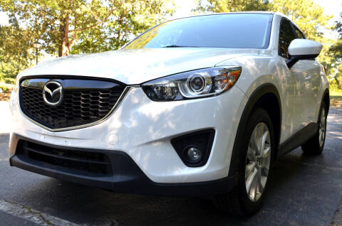 2013 Mazda CX-5 for sale at Wheel Deal Auto Sales LLC in Norfolk VA