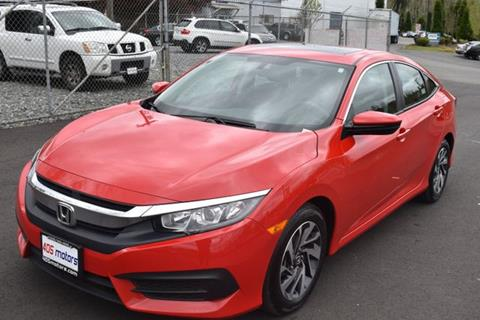 2016 Honda Civic for sale in Woodinville, WA