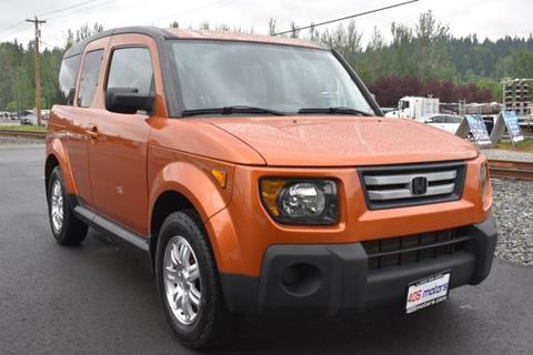 2007 Honda Element for sale in Woodinville, WA