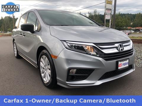 2019 Honda Odyssey for sale in Woodinville, WA