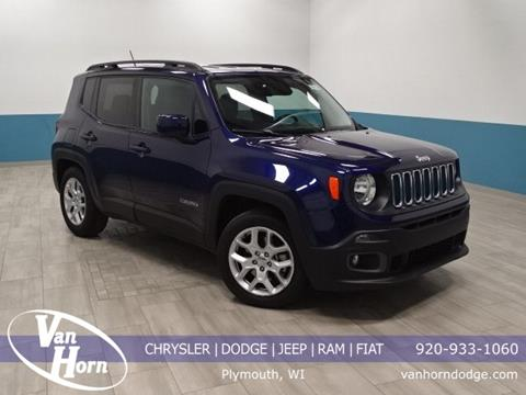 2017 Jeep Renegade for sale in Plymouth, WI