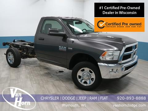 2016 RAM Ram Chassis 3500 for sale in Plymouth, WI