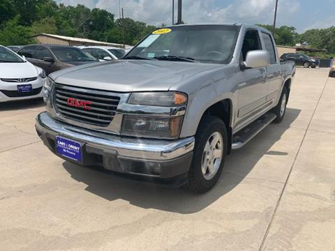 2012 GMC Canyon for sale in Houston, TX