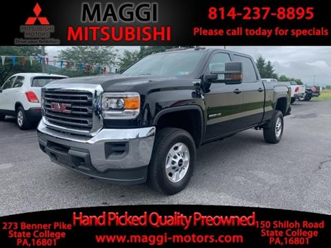 2017 GMC Sierra 2500HD for sale in State College, PA