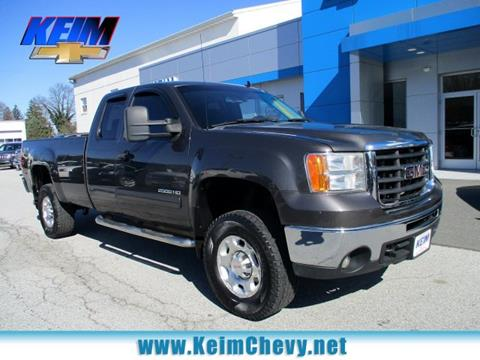 2010 GMC Sierra 2500HD for sale in Paradise, PA