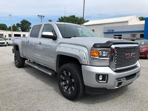 2015 GMC Sierra 2500HD for sale in Paradise, PA