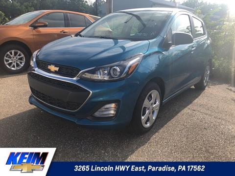 2019 Chevrolet Spark for sale in Paradise, PA