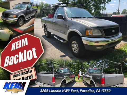 2003 Ford F 150 For Sale In Paradise Pa
