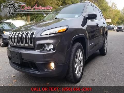2017 Jeep Cherokee for sale in Delran, NJ