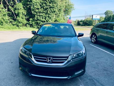 2013 Honda Accord for sale in Westport, MA