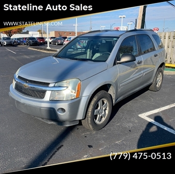 2006 Chevrolet Equinox for sale in South Beloit, IL