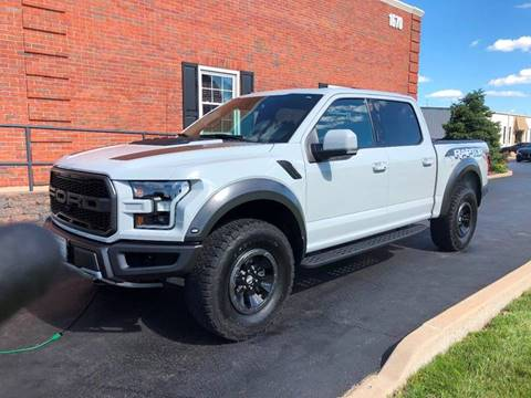 2017 Ford F 150 Raptor For Sale >> Pickup Truck For Sale In Fenton Mo Motorwise Auto Llc