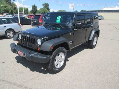 2012 Jeep Wrangler Unlimited for sale in Loveland, CO