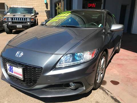 2013 Honda CR-Z for sale in Modesto, CA