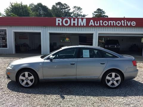Used 2008 Audi A6 For Sale Carsforsalecom