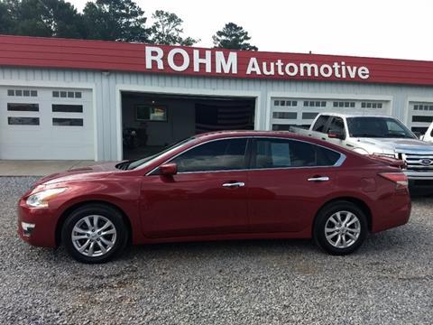 2014 Nissan Altima for sale in Cropwell, AL