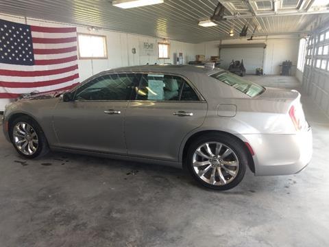 2016 Chrysler 300 for sale in Cropwell, AL