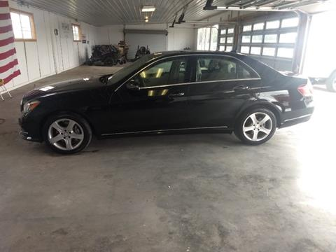 2014 Mercedes-Benz E-Class for sale in Cropwell, AL