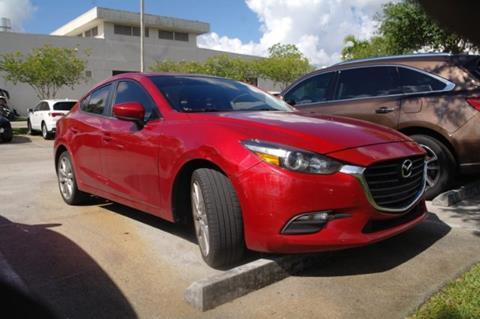 2017 Mazda MAZDA3 for sale in Pembroke Pines, FL