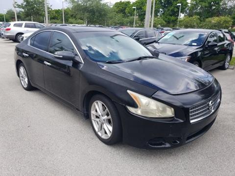 2010 Nissan Maxima For Sale >> 2010 Nissan Maxima For Sale In Pembroke Pines Fl