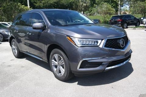 2020 Acura MDX for sale in Pembroke Pines, FL