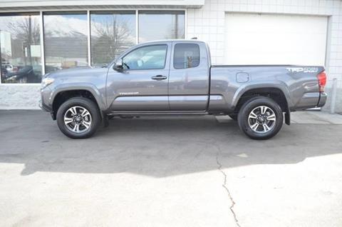 2017 Toyota Tacoma for sale in Orem, UT